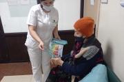 проводилось информационно-разъяснительная работа по профилактике травматизма у пожилого населения
