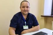 В номинации «Врач золотые руки» стал победитель врач общей практики участка № 22 Туганбаев Габит Асанович высшей категории, трудовой стаж 7 лет