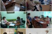 проводилась информационно-разъяснительная работа о коллективной иммунизации и проведение вакцинации против коронавирусной инфекции